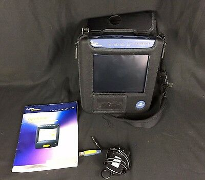 Fluke Networks OptiView Series II Integrated Analyzer WireView Wiremapper 1