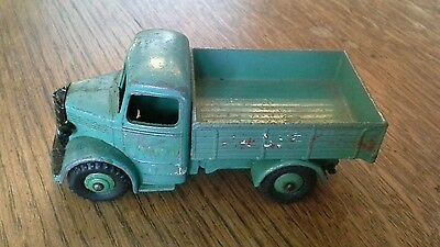 Dinky Toys Green Bedford Truck Lorry Meccano Ltd Made In England