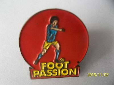 Football Metal Pin Badger