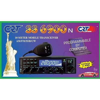 CRT SS 6900 10/11M Transceiver LAMCO Barnsley