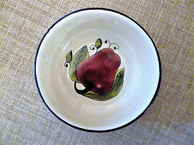 Tlalpan Mexican Rustic Pottery Trinket Bowl