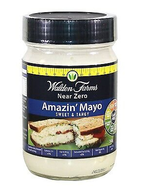Walden Farms Amazin Mayo 340 g, Low Carb, Sugar Free, Low Fat