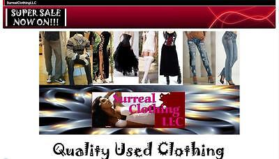 Established Ebay Clothing Store and Online Auctiva Website & Inventory For Sale