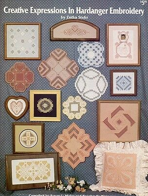Creative Expressions in Hardanger Embroidery Pattern - 30 Days to Shop & Pay