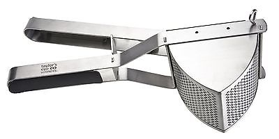 TAYLORS EYE WITNESS Stainless Steel Professional Potato Ricer with... -Brand New