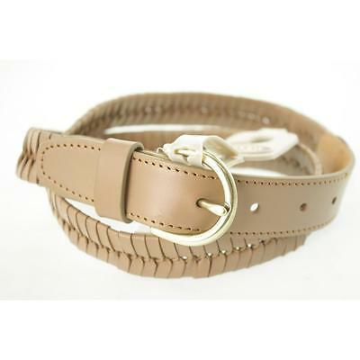 Fossil Women's Belt Casual L Camel New Leather Limited LAFO