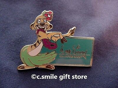 WDCC Disney *1998 Collector Society Pin Timon* from The Lion King RARE!!