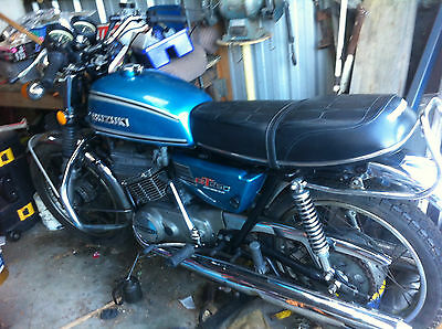 1974 Suzuki GT 250  UZUKI GT 250 - NEW OLD STOCK Complete and Unused