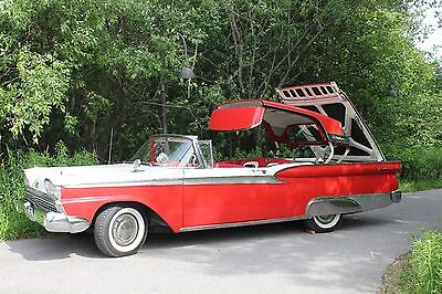 1959 Ford Fairlane Galaxie 1959 ford skyliner