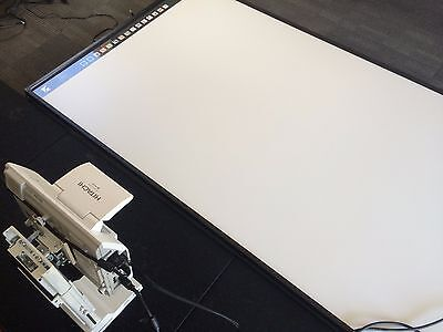 Hitachi Starboard Interactive Whiteboard and Projector