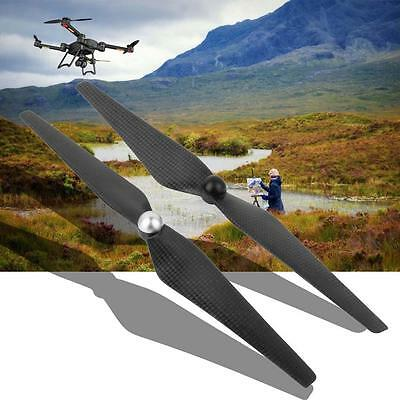 1 Pair Carbon Fiber 1345 Propeller Self Locking Props CW CCW for DJI Inspire GG