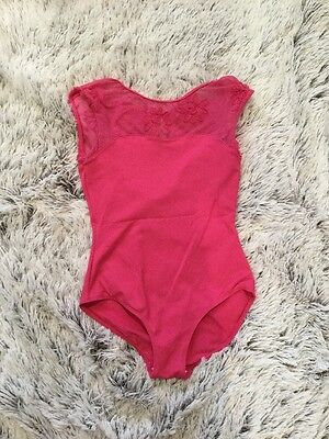 Girls Size 12/XL Pink Leotard