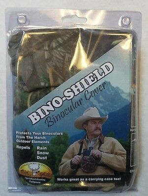 Crooked Horn BS-99 Bino-Shield MAX 1 Outdoor Binocular Cover / Case - Large