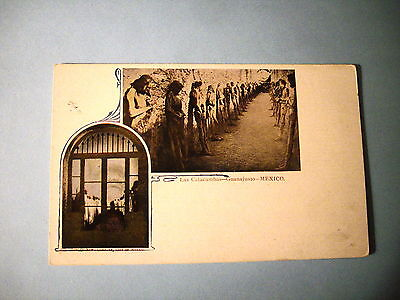 N057. Very Early Mexican Post Card (Mexico)