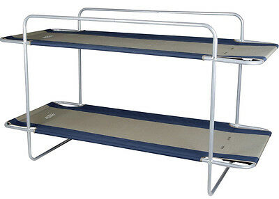 wild country safety rail camping bunks - stretchers