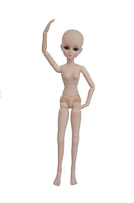 """Ball Jointed Doll BJD 1/3 Vintage Christmas Gifts Body Head 22"""" Toy Cosette"""