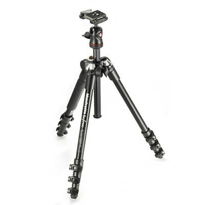 Manfrotto MKBFRA4-BH BeFree Aluminium Tripod with GEN MANFROTTO WARR