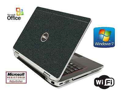 Refurbished Dell Laptop Core i5 2.3GHz(2.9GHz Turbo Boost) 16GB RAM 120GB SSD HD