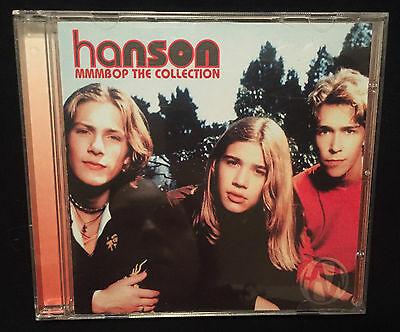 Hanson: Mmmbop, the Collection - CD MADE IN THE EU, RARE!