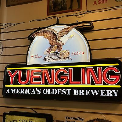 NEW Yuengling Dominator LED Sign-PRICED TO MOVE!!!!