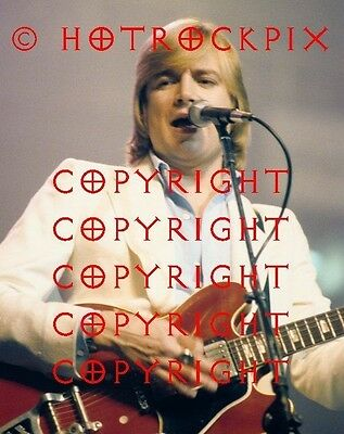 Archival Quality Photo Of Justin Hayward Moody Blues