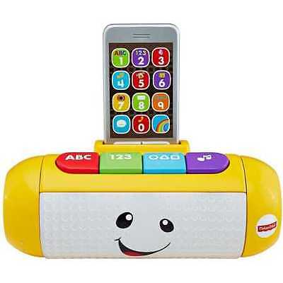 NEW Fisher-Price Laugh & Learn Light Up Learning Speaker