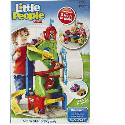 NEW Fisher-Price Town To Mountain Roadway