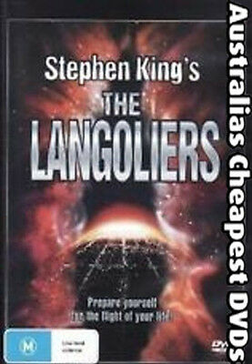 The Langoliers DVD NEW, FREE POSTAGE WITHIN AUSTRALIA REGION 4