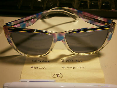 Vintage Leonard Sunglasses, New, Authentic  Hard To Find New.