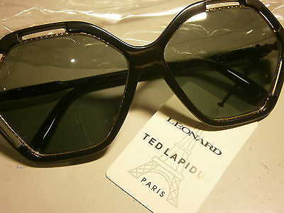 Vintage Ted Lapidus Sunglasses, New, Authentic Hard To Find New.
