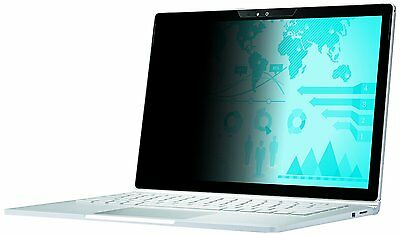 3M Privacy Screen Protectors Filter for Microsoft Surface Book, Landscape (PFNM.