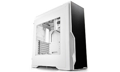 Deepcool Dukase V2 Black&White USB 3.0 Mid Tower Gaming Computer Case