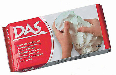 """DAS 150g White Air Drying Modelling/Craft Clay """"LIMITED 3 for 2 OFFER"""" -1st Post"""