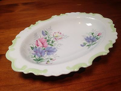 Royal Albert sandwich plate made in England