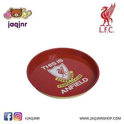 Official Liverpool FC Store - LFC Round Tin Tray