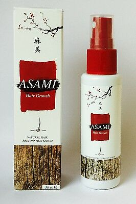 Asami Hair Growth 50ml (83,80€/100ml) Haarwuchsmittel *BLITZVERSAND*