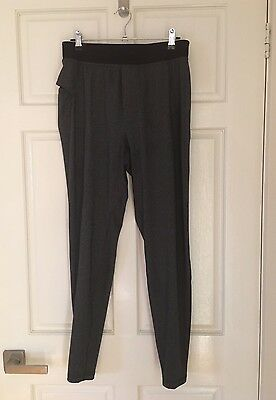 LULULEMON Mens WHAT THE CUFF PANT Charcoal Size S