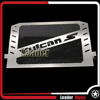 For Kawasaki VN650 Vulcans 2015-2016 Radiator Grille Guard Cover Protector