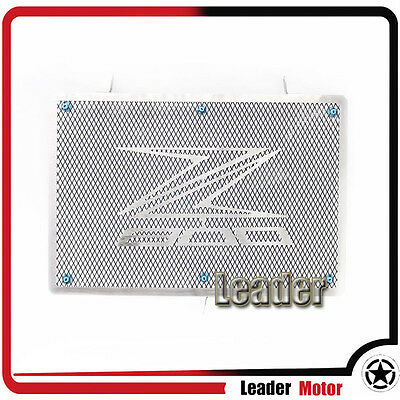 For Kawasaki Z800 Radiator Grille Guard Cover Protector Fuel Tank Protection Net
