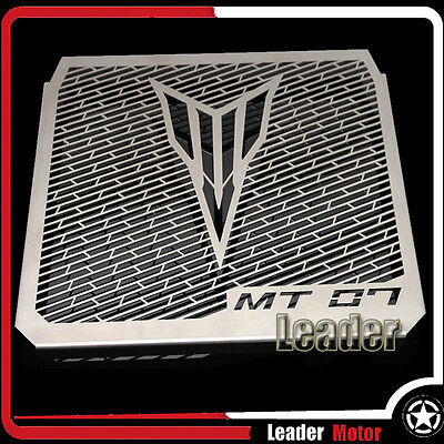 For YAMAHA MT-07 FZ-07 Radiator Grille Guard Cover Protector Protection Net