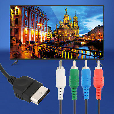 HD TV Component Composite Audio Video AV Cable Optical Cable For XBOX Sony WL