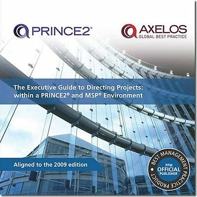 The Executive Guide to Directing Projects: Within a PRINCE2 and MSP  Environmen