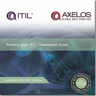 Passing Your ITIL Foundation Exam,PB- NEW