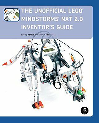 The Unofficial LEGO MINDSTORMS NXT 2.0 Inventors Guide (2nd),PB,David J. Perdue