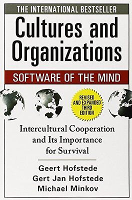 Cultures and Organizations: Software of the Mind Third Edition,PB,Geert H. Hofs