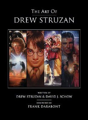The Art Of Drew Struzan,HB,Drew Struzan,David J. Schow - NEW