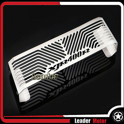 For YAMAHA XJR 400 XJR400 1993-2008 Radiator Grille Guard Cover Protector
