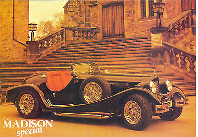 Madison Special by OB&D English Spanish German market sales brochure