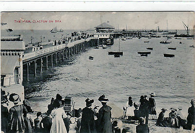 cpa : the pier, clacton on sea