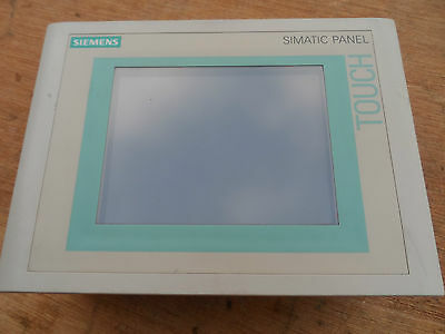Simatic  Panel Touch TP 270